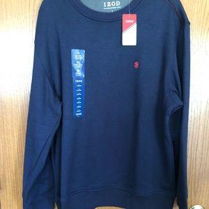 NWT! Men's Izod Soft Sweatshirt